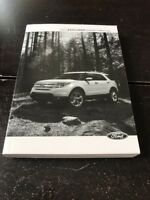 2014 Ford Explorer Owners Manual OEM Free Shipping