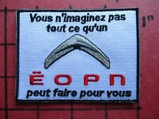 ORIGINAL SQUADRON PATCH FRANCE FRENCH AIR FORCE AERIENNE EOPN