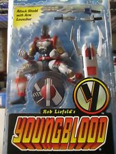 McFarlane Toys Die Hard Rod Liefeld's Youngblood Ultra-Action Figure