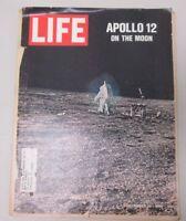 Life Magazine December 12, 1969 APOLLO 12 On The Moon