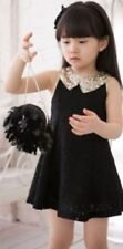 Beautiful Elegant black party girls dress in size 6X