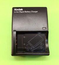 Kodak EasyShare Model K5000 Li-Ion Rapid Battery Charger Tested Works