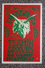 Dinosaurs Concert Tour Poster 1982