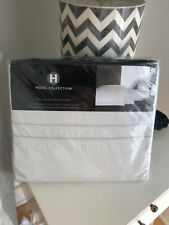 Hotel Collection 100% egyption cotton sheets