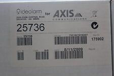 VIDEOLARM AXIS COMMUNICATIONS - 25736 - GOOSENECK WALL MOUNT - BLACK