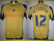 Preston North End Diadora ST LEDGER Adult Medium Shirt Jersey Football Soccer