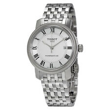Tissot T-Classic Bridgeport Powermatic 80 Automatic Mens Watch T0974071103300