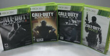 Call Of Duty Bundle Xbox 360-Black Ops 2-3,Ghost, MW3