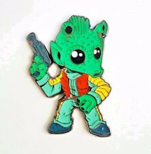 Star Wars Greedo pin Rodian