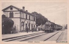 SWITZERLAND AROSIO - Stazione ( Railway Station )