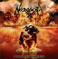 NECRODEATH - PHYLOGENESIS  CD NEW
