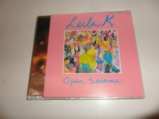 CD  Leila K.  – Open Sesame