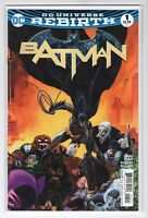 Batman DC Comics Rebirth Issue #1 (Tom King Variant Cover)