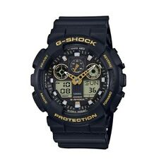 Casio G-Shock GA-100GBX-1A9 Special Color Standard Analog Digital Men's Watch