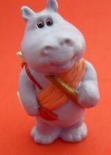 Hallmark Merry Miniature 1990 Valentine Hippo Cupid