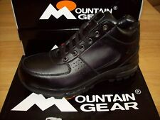 New Men's Mountain Gear D-Day LE 2 ACG Boots Black Size 10.5 Brand New!