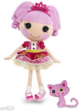 "6.5"" Lalaloopsy jewel sparkles wall safe sticker border cut out character"