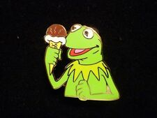 Disney Soda Fountain Pin Traders Delight The Muppets Kermit #1 PTD Le 300