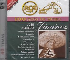 Jose Alfredo Jimenez 100 Anos de Musica 2CD New Nuevo sealed