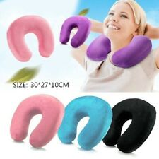 Microbead Travel Support Pillow Neck Cushion Stress Bead Snug Sleep Massager HOT