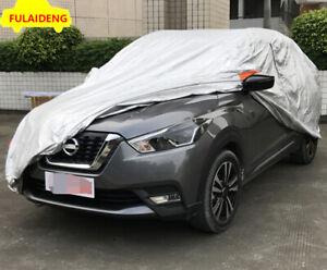 For Nissan Kicks 2017+Car Cover Waterproof Anti Heat Sun UV Dust Rain Protection