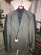 Herbie Frogg Men's Suits. BNWT - With Tags:RRP:£199.95. Light Grey-Size:38L
