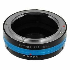 Fotodiox Objektivadapter Pro Mamiya 35mm (ZE) SLR Lens to C-Mount Camera