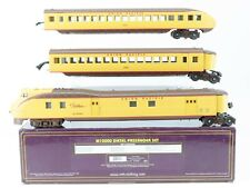 O Gauge MTH 20-2298-1 UP M10000 3-Rail Diesel Passenger Set w/ Proto-Sound 2.0