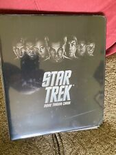 New ListingStar Trek 2009 Trading Card Collection with Autographs and Costume Material