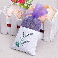 Bud Lavender Dried Flower Sachet Bag Aromatherapy Aromatic Air Refresh Natural