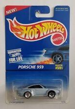 Hot Wheels 1997 Porsche 959 ( 591 )