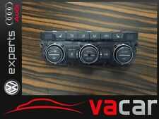 5G0907044S CLIMATRONIC HEATER CONTROL PANEL KLIMABEDIENTEIL VW GOLF VII 7 VACAR