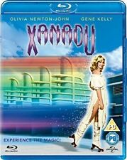 Xanadu Blu-ray 1980 DVD Region 2