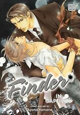 Finder Deluxe Edition: In Captivity: Vol. 4 by Yamane, Ayano -Paperback