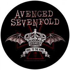 AVENGED SEVENFOLD - Rückenaufnäher Backpatch Red Crown