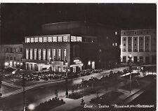 # LECCE: TEATRO MASSIMO - notturno   1961