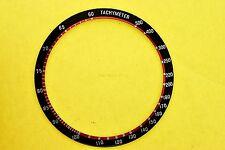 NEW SEIKO BEZEL INSERT 6138 0011 & 6138-0010 UFO CHRONOGRAPH WATCH NR-016
