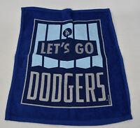 Los Angeles LA Dodgers Game 5 NLCS Lets Go Dodgers Ralley Towl 10/17/18 SGA New