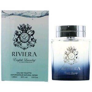 English Laundry Riviera 6.8 oz 200 mL Eau de Toilette Spray for Men - New In Box