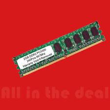 2GB DDR2 667 Low Density PC2-5300 667MHz 240 Pin DELL HP IBM Desktop Memory RAM