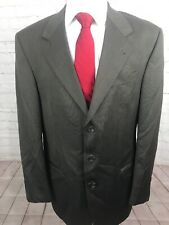 Paul Dione Brown Blazer 43 R $495