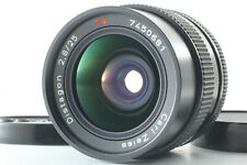 【N MINT】 Contax Carl Zeiss Distagon T* 25mm F2.8 MMJ Lens C/Y mount From JAPAN