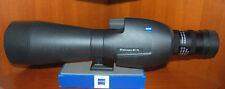 ZEISS Spektiv DiaScope 85 T* FL Gerade mit Okular 20-60x Demo Neu Zustand !