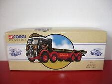 ERF flatbed eddie stobart camion truck CORGI CLASSICS