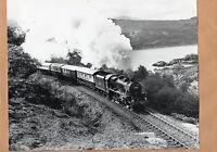 "Royal Scotsman 44767 Bleasdale Bank 4/6/86 large Original 10""x8"" photo"