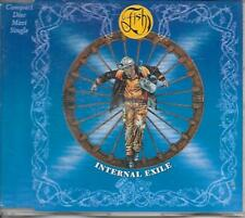 FISH - Internal Exile CD SINGLE 4TR Europe 1991 (Polydor) Marillion