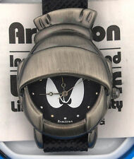 Marvin the Martian Figural Head Character Watch in Box by Armitron