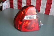 04 05 06 07 Chevy Chevrolet Malibu Tail Light Rear Lamp Driver L Side