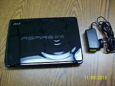 Acer Aspire One Model P1VE6 4GB WIN 7 Home Premium COA W/Power Adapter 500GB HDD