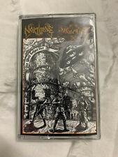 "NOKTURNE / MALEFICE- ""Die Welt Gehort Uns"" Cassette"